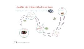 Acceptatie van IT-innovaties: Een stukje van de puzzel