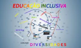 EDUCAÇÃO INCLUSIVA x educação especial