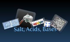 Salt, Acids, Bases