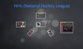 NHL (National Hockey League