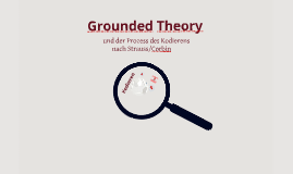 Copy of Grounded Theory Designs