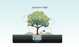 ANAHAW TREE