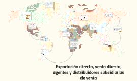 Copy of Exportación directa