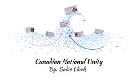 Canadian National Unity