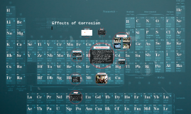 Copy of Effects of Corrosion