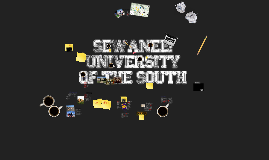 Copy of Virtual Tour of Sewanee: University of the South