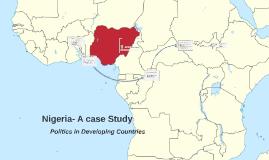 Nigeria- A case Study