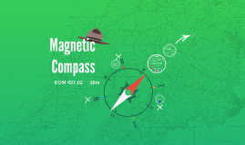 Copy of Describe the Magnetic Compass