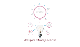Idee for Crisis Management