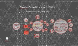 Direito Constitucional Militar