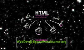 Copy of HTML Tutorial