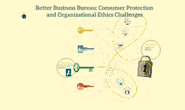 Better Business Bureau: Consumer Protection and Organization