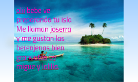 Hola soy Joserra y soy un mariconazo me gustan las berenjena