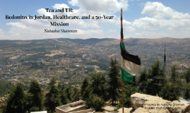 Tea and TB: Bedouins, Healthcare, and a 50-Year Mission
