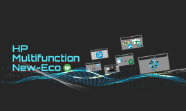 HP Multifunction New-Eco