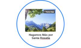 Hagamos Más por Santa Rosalía