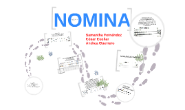 Copy of NOMINA UT