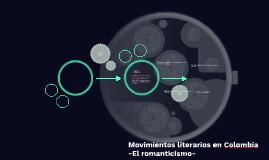 Movimientos literarios en Colombia