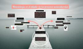 Psicología social y metodología