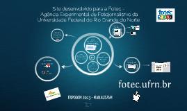 Website FOTEC