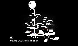 Maths GCSE Introduction