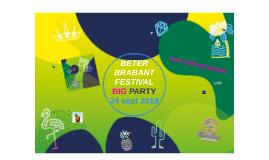 Beter Brabant Festival