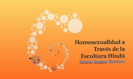 Homosexualidad a Través de la  Historia de la Escultura
