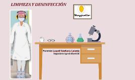Copy of Limpieza y desinfeccion de áreas de asepticas.