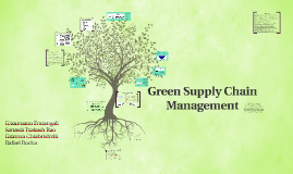 Copy of Green Supply Chain Management