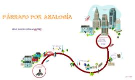 Copy of Copy of PARRAFO POR ANALOGIA