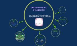 Copy of DIMENSIONES DEL DESARROLLO