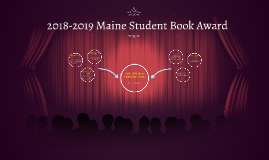 2017-2018 Maine Student Book Award Nominees