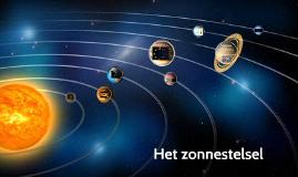 Copy of Het zonnestelsel