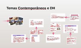 Temas Contemporâneos e DH