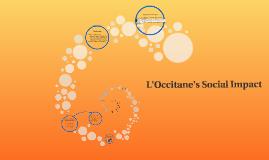 L'Occitane's Social Impact