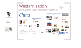 Westernization in China and Japan