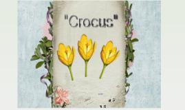 Copy of Crocus presentation