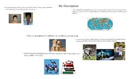 my description