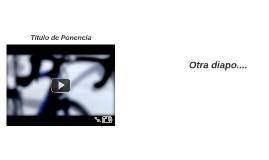 Un ejemplo de video