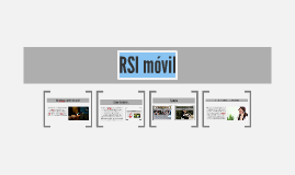 Copy of RSI móvil