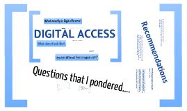 Copy of Delivering Instruction Via Digital Access
