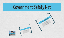 Government Safety Net