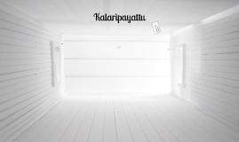 Kalaripayattu - Einen Exotischen Sport