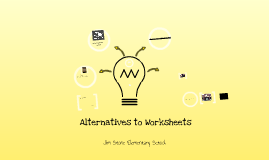 Amazon.com: Alternatives to Worksheets: Grades K-4 (0030554033223 ...