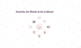 Austria, its music & its culture