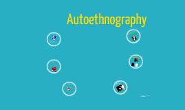 Copy of autoethnography