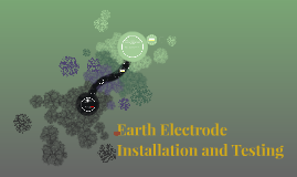 Earth Electrode Testing