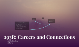 239R: Careers and Connections