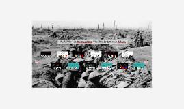 World War 1 & Progressivism Timeline by Jefferson Tabora