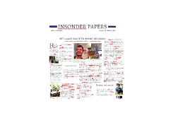 INSONDER PAPERS